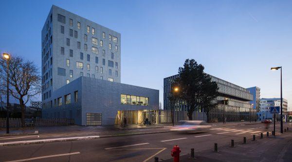 Immeuble Kanoa à Nantes
